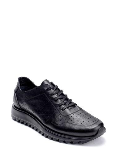 Derimod Erkek Ayakkabı(2016) Sneaker Siyah